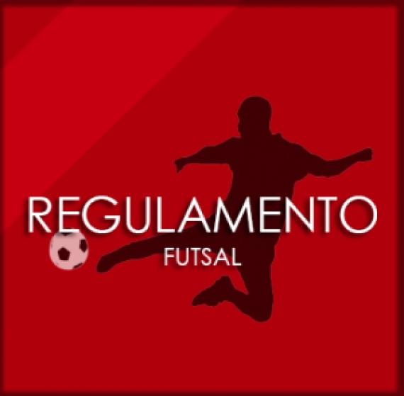 Regulamento Futsal 2016