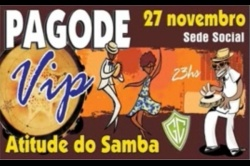 Pagode Vip - Video